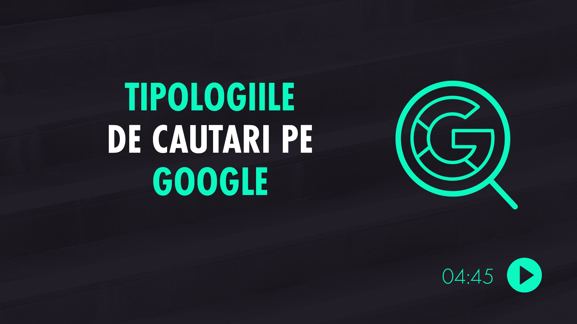 Reclame Google Search in functie de obiectivul campaniei de marketing